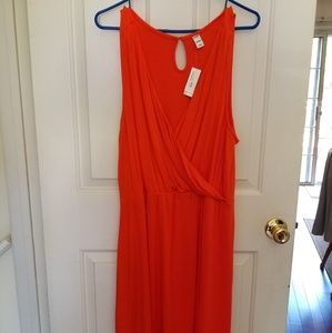 Brand New with Tags Orange Old Navy Dress